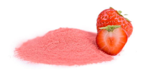 All Natural Strawberry Fruit Powder