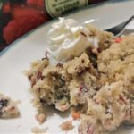 Easy Fruit Mug Cake Recipe
