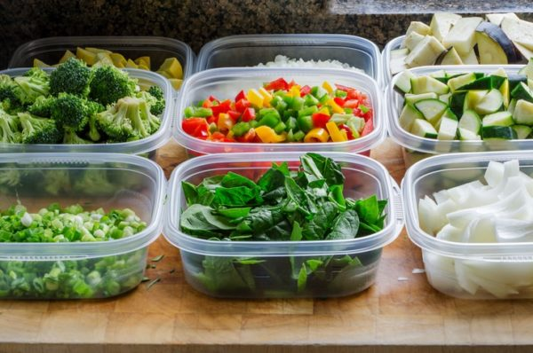 Easy Tips for Meal Prep