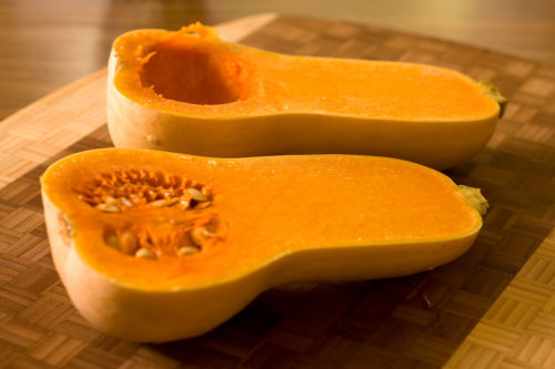 top 5 fall superfoods - butternut squash