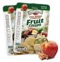 Apple Cinnamon Fruit Crisps