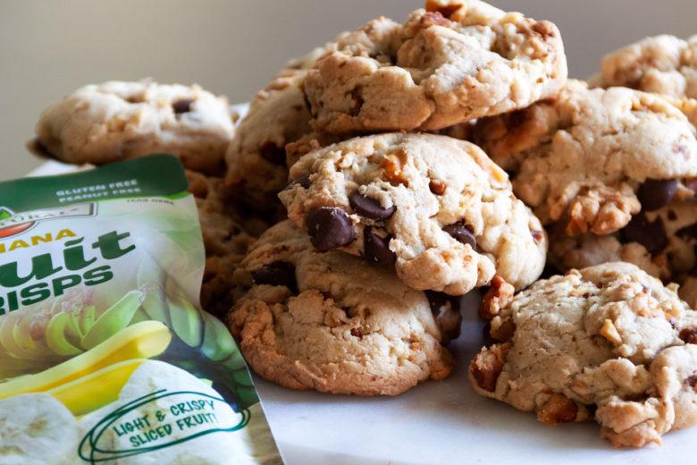Chunk Monkey Cookies
